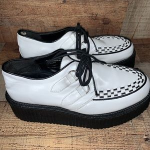 DEMONIA WHITE CREEPER PLATFORMS